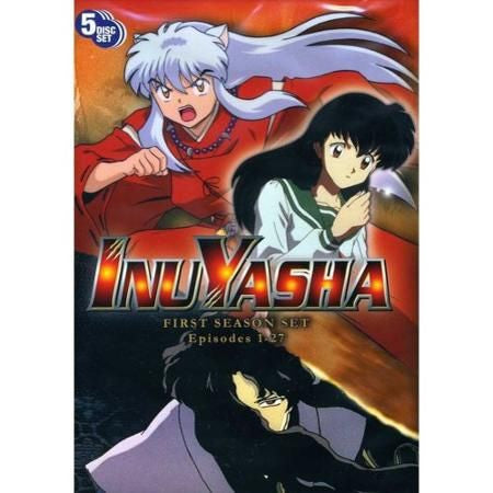 InuYasha - Season 1 (DVD, 2004, 5-Disc Set)