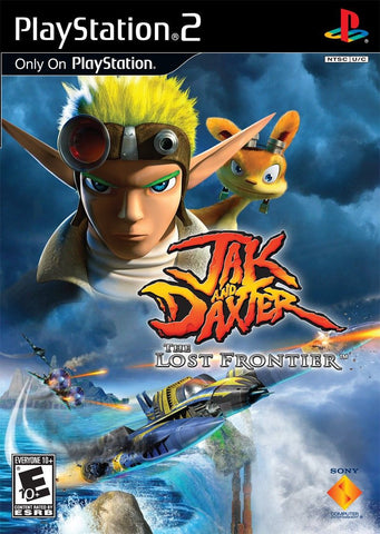 Jak and Daxter: The Lost Frontier (Sony PlayStation 2, 2009) Complete