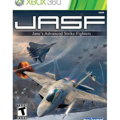 JASF: Jane's Advanced Strike Fighters (Microsoft Xbox 360, 2011)