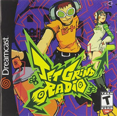 Jet Grind Radio (Sega Dreamcast, 2000) - Games Found Here