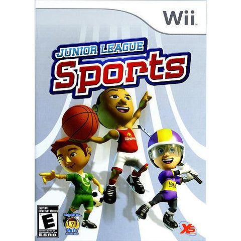 Junior League Sports (Nintendo Wii, 2010)