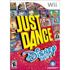 Just Dance: Disney Party (Nintendo Wii, 2012) - Games Found Here
