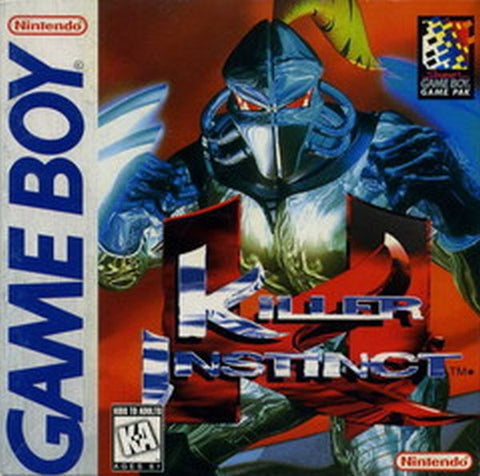 Killer Instinct (Nintendo Gameboy)