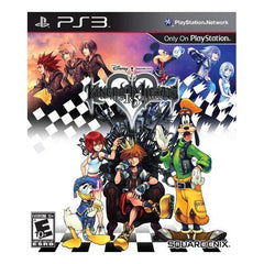 Kingdom Hearts HD 1.5 ReMIX (Sony PlayStation 3, 2013) Complete
