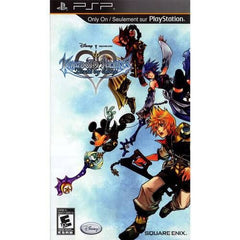 Kingdom Hearts: Birth by Sleep (Sony PSP, 2010) - Games Found Here