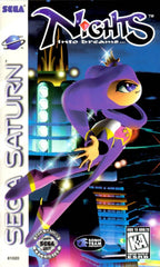 Nights Into Dreams... (Sega Saturn, 1996) - Games Found Here  - 1