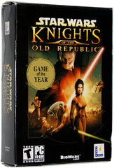 Star Wars: Knights of the Old Republic (PC, 2003) - Games Found Here  - 1