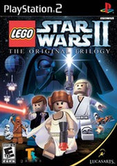 LEGO Star Wars II: The Original Trilogy (Sony PlayStation 2, 2006) #2 - Games Found Here