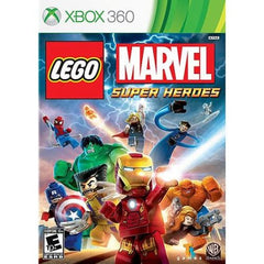 LEGO Marvel Super Heroes (Microsoft Xbox 360, 2013) Complete - Games Found Here