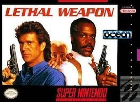 Lethal Weapon (Super Nintendo, 1992)