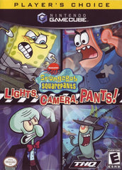 SpongeBob SquarePants: Lights, Camera, Pants (Nintendo GameCube, 2005)