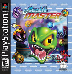 Marble Master (Sony PlayStation 1, 2002) - Games Found Here