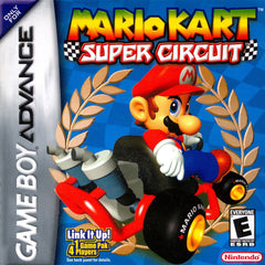 Mario Kart Super Circuit (Nintendo Game Boy Advance, 2001) - Games Found Here  - 1