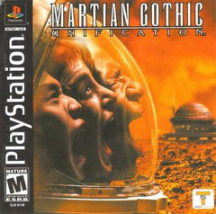 Martian Gothic: Unification (Sony PlayStation 1, 2001) Complete - Games Found Here