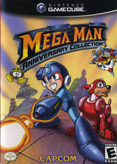 Mega Man Anniversary Collection (Nintendo GameCube, 2004)