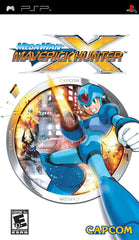 Mega Man: Maverick Hunter X  (PlayStation Portable, 2006) Complete - Games Found Here