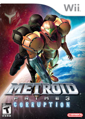 Metroid Prime 3: Corruption  (Nintendo Wii, 2007) - Games Found Here
