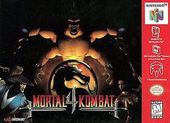 Mortal Kombat 4 (Nintendo 64, 1998) - Games Found Here  - 1