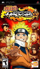 Naruto: Ultimate Ninja Heroes (Sony PSP, 2007) - Games Found Here