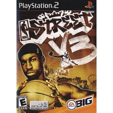 NBA Street V3 (Sony PlayStation 2, 2006)