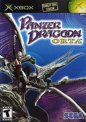 Panzer Dragoon Orta (Microsoft Xbox, 2003) Complete - Games Found Here  - 1