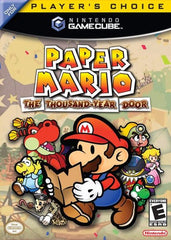 Paper Mario: The Thousand-Year Door (Nintendo GameCube, 2004) Complete