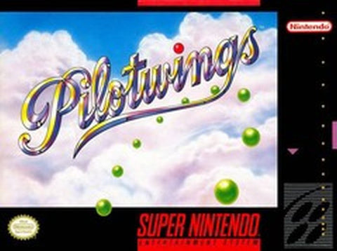 Pilotwings (Super Nintendo, 1991)