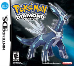 Pokemon: Diamond Version (Nintendo DS, 2007) - Games Found Here  - 1