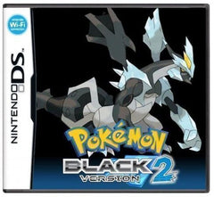 Pokemon: Black Version 2 (Nintendo DS, 2012)