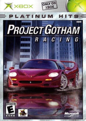 Project Gotham Racing (Microsoft Xbox, 2001) Complete Platinium Hits - Games Found Here