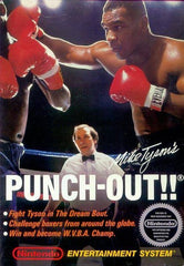 Mike Tyson's Punch-Out (Nintendo Entertainment System, NES, 1987) - Games Found Here  - 1