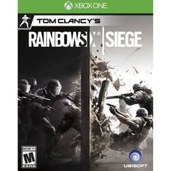 Tom Clancy's Rainbow Six Siege Bonus (Microsoft Xbox One, 2015) - Games Found Here