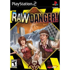 Raw Danger (Sony PlayStation 2, 2007) Complete Like New - Games Found Here