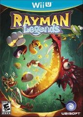 Rayman Legends (Nintendo Wii U, 2013) - Games Found Here