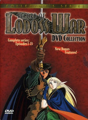 Record of Lodoss War - Collector's Set (DVD, 2002, 2-Disc Set, Remastered) - Games Found Here