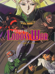 Record of Lodoss War - Collector's Set (DVD, 1998, 2-Disc Set) - Games Found Here  - 1