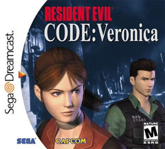 Resident Evil -- CODE: Veronica (Sega Dreamcast, 2000) - Games Found Here