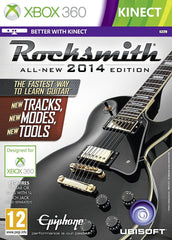 Rocksmith -- 2014 Edition (Microsoft Xbox 360, 2013) No cable included - Games Found Here