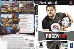 Rugby 08 (Sony PlayStation 2, 2007) Complete - Games Found Here