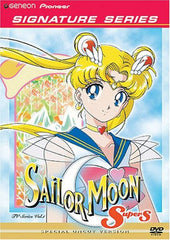 Sailor Moon SuperS Pegasus Collection 1 (DVD, 2004, Geneon Signature Series)