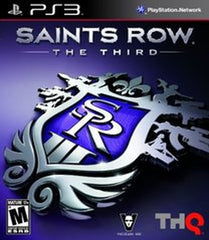 Saint's Row (Sony PlayStation 3, 2011) - Games Found Here