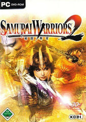 Samurai Warriors 2 (DVD-ROM) Computer PC Game THQ Complete Windows 7 Tested - Games Found Here