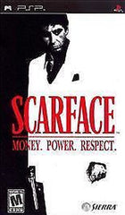 Scarface: Money. Power. Respect. (Sony PSP, 2006) [Greatest Hits] - Games Found Here