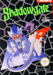 Shadowgate (Nintendo Entertainment System, NES,1989) - Games Found Here  - 1