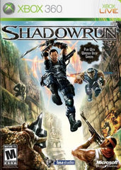 Shadowrun (Microsoft Xbox 360, 2007) Complete - Games Found Here