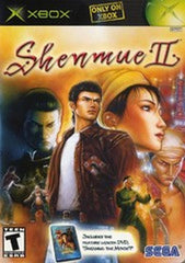 Shenmue II (Microsoft Xbox, 2002) Complete With Dvd Disc - Games Found Here