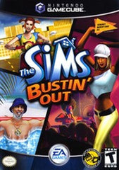 The Sims Bustin' Out  (Nintendo GameCube, 2003) - Games Found Here