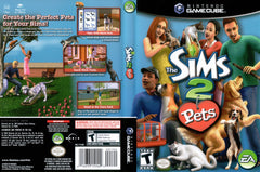 Sims 2: Pets (Nintendo GameCube, 2006) Complete - Games Found Here