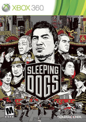 Sleeping Dogs (Microsoft Xbox 360, 2012) - Games Found Here