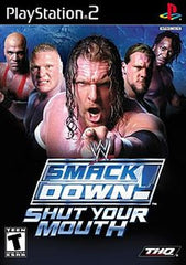 WWE SmackDown! Shut Your Mouth (Sony PlayStation 2, 2002) ##2 - Games Found Here